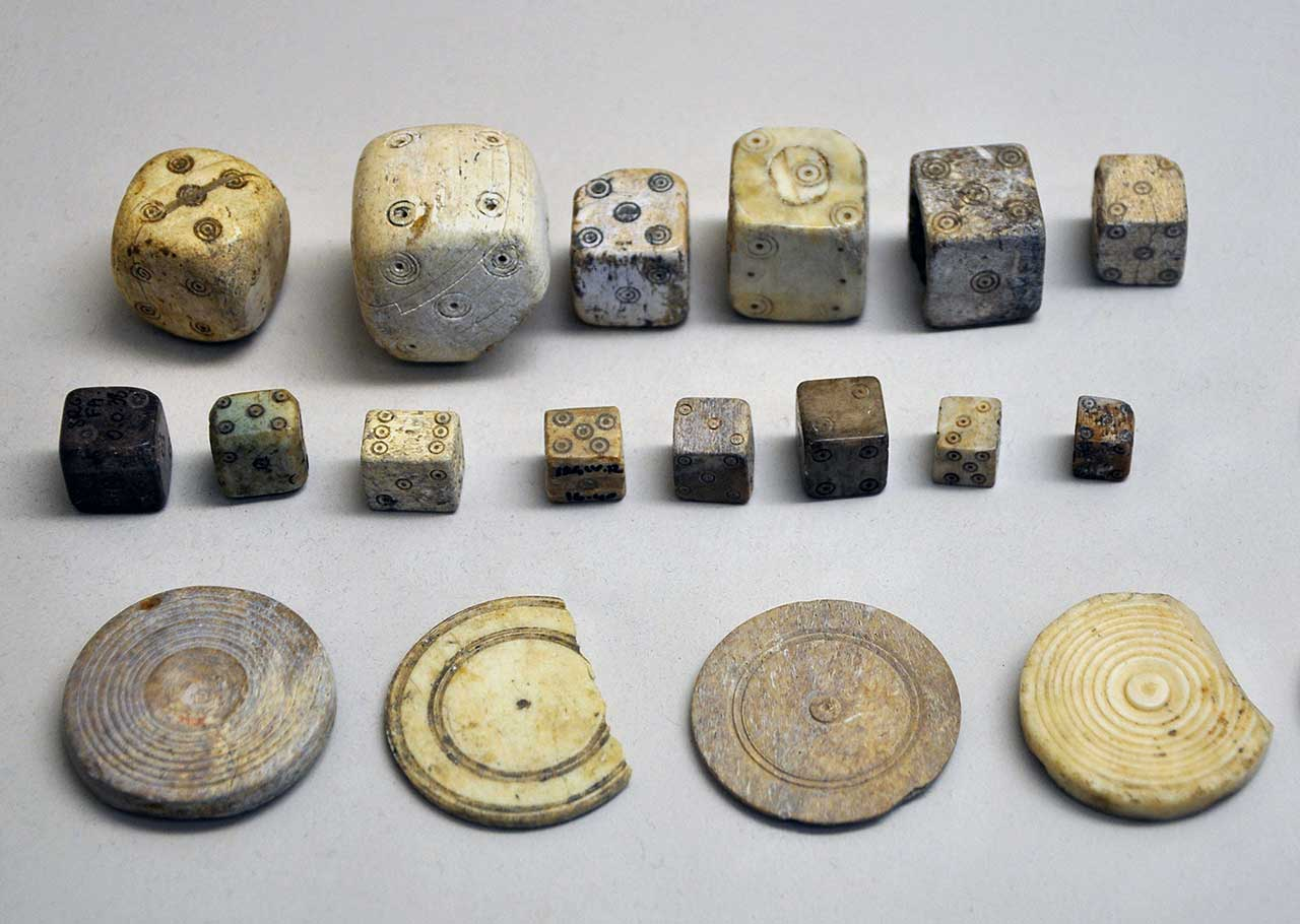 Ancient Games Of Chance